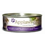 Applaws Dog Dose Kana, Vihannekset & Riisi 156 g