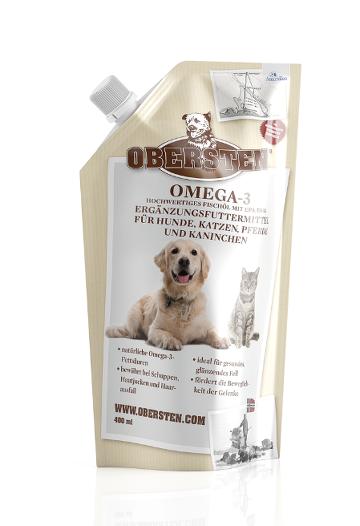 Obersten Omega -3 1.5 l, 10 ml, 200 ml, 400 ml kjøp billig med rabatt