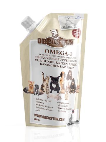 Obersten Omega -3 200 ml