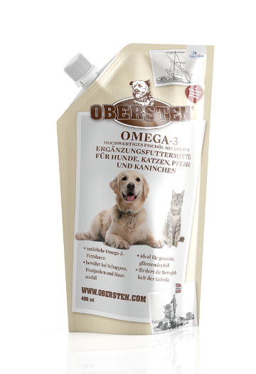 Obersten Omega -3 400 ml