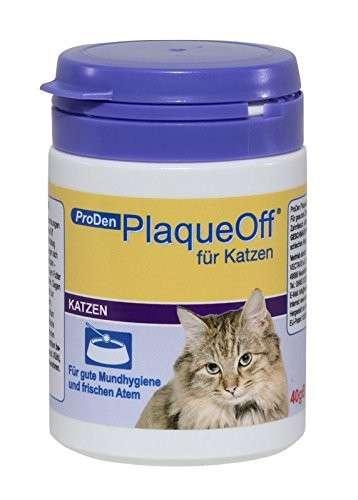 ProDen Plaque Off Cuidado por Dientes para Gatos 40 g