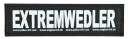 Reflectives & Blinkies Julius K9 Velcro Sticker, Extremwedler S