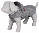 Trixie Coat Rapallo - Grey 40 cm