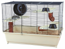 Trixie Hamster's Cage - Creme/Brown
