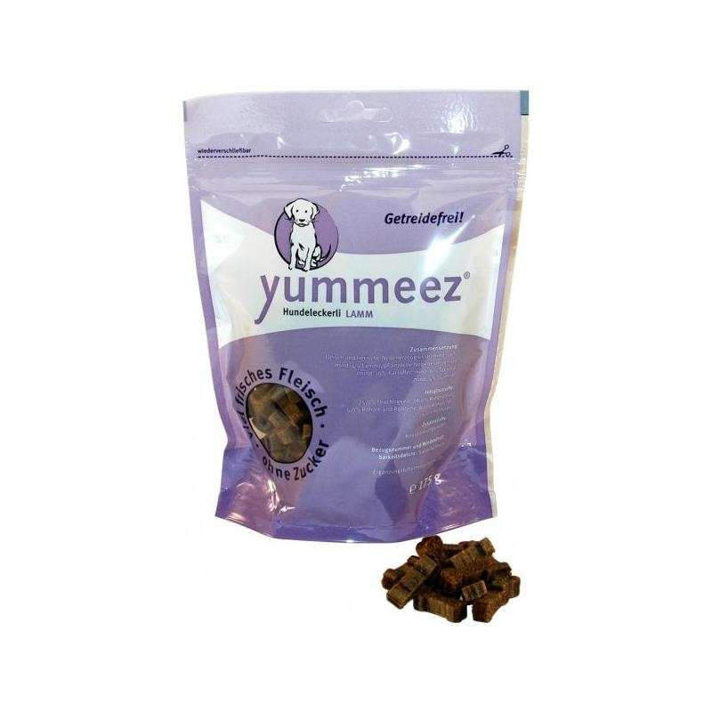 Snack grain-free Lamb from Yummeez 175 g buy online