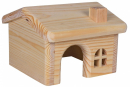 Wooden House, Mice Hamsters