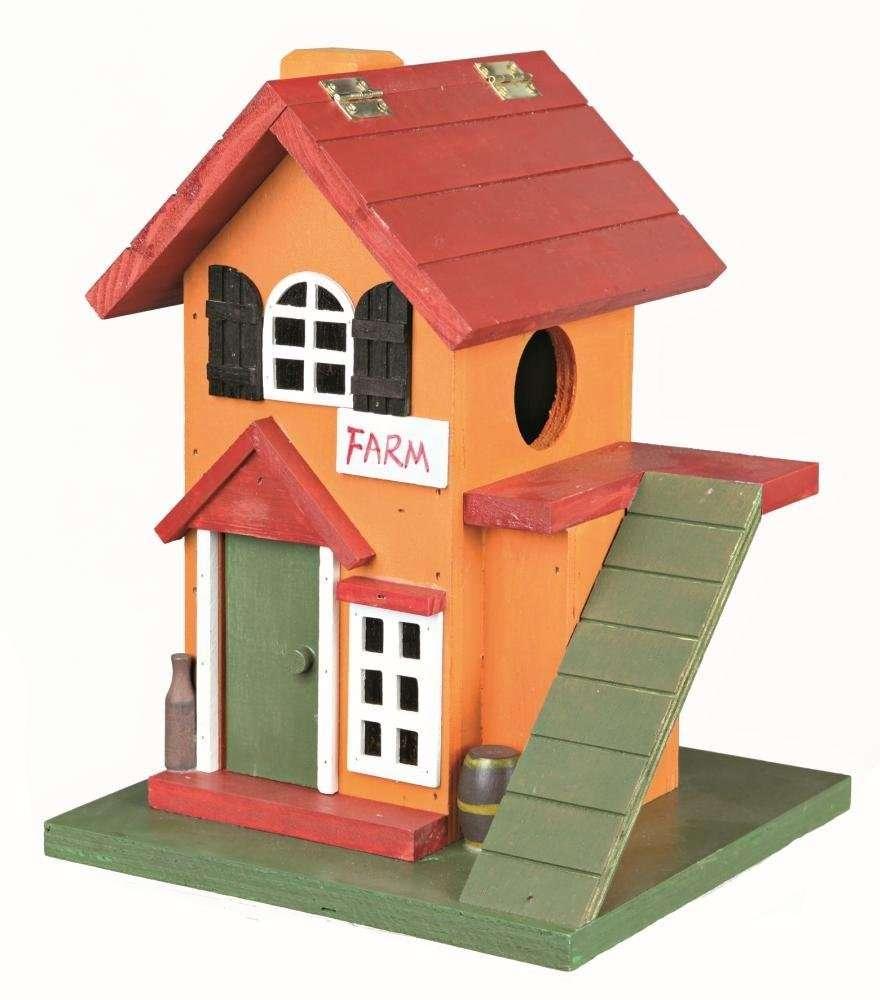 Trixie Hamster huis Marja, 2 verdiepingen 20×25×19 cm  met korting aantrekkelijk en goedkoop kopen