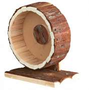 Trixie Natural Living Houten Hamsterwiel