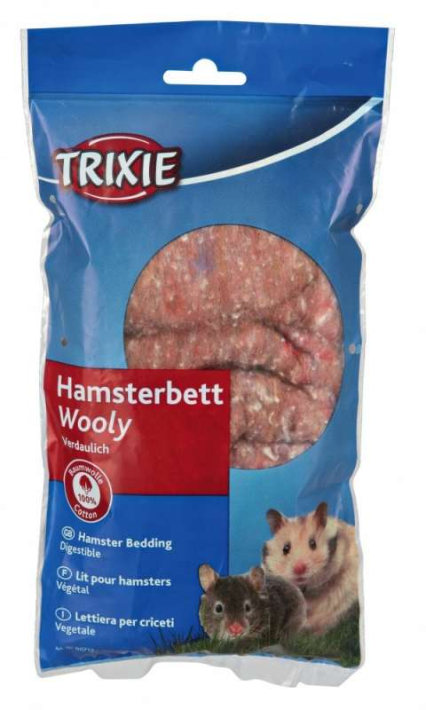Trixie Wooly Hamsterseng 20 g 4011905607122