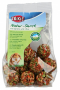 Trixie Pure Nature Balls with Carrot and Peas 140 g