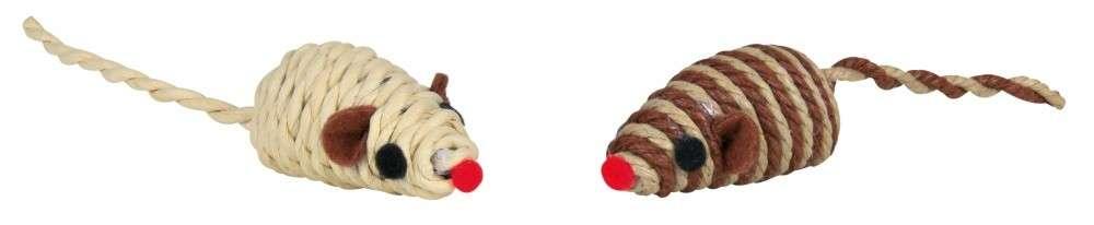 Sortiment Toy Mus 5 cm  af Trixie køb rimeligt og favoribelt med rabat