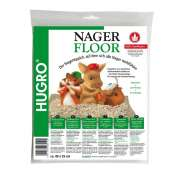 Hugro Nagerfloor - carpets for rodents Standard 40x25cm Bedding and hay for rodents   order top quality at fair prices