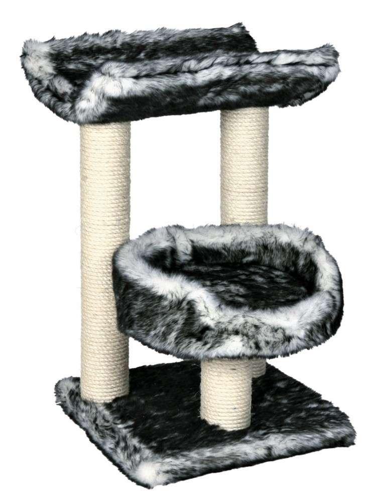 Klösmöbel Isaba Svart 36×36×62 cm från Trixie köp billiga på nätet