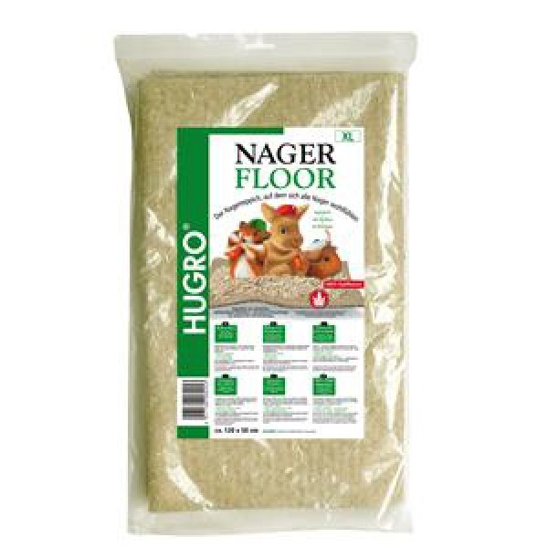 Hugro Nagerfloor, Carpets for rodents, XL  120x50 cm  order cheap