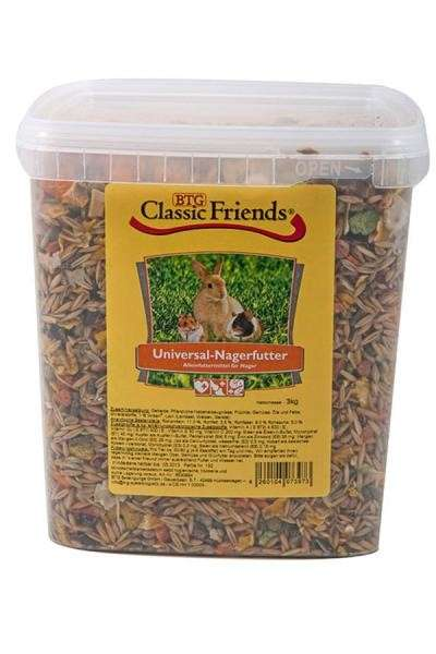 Classic Friends Universal Rodent Feed 3 l