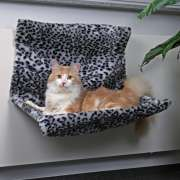 Trixie Radiator Bed Plush Snow Leopard Cat mats   order from the best brand names for low prices