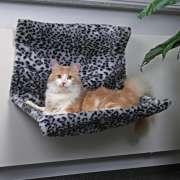 Cama para Radiador, Leopardo da neve, 58×30×38cm  da Trixie encomende online