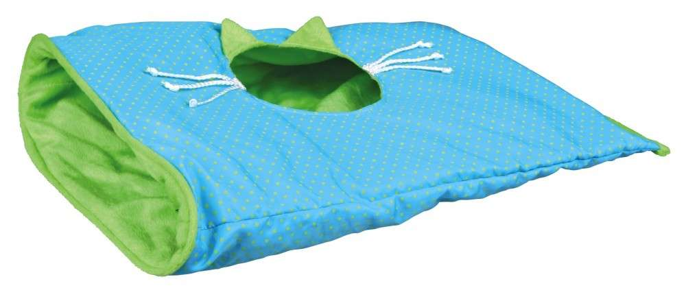 Kattleksak Crackle Sack 50 cm  från Trixie köp billiga på nätet