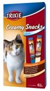 Creamy Snacks 6x15 g