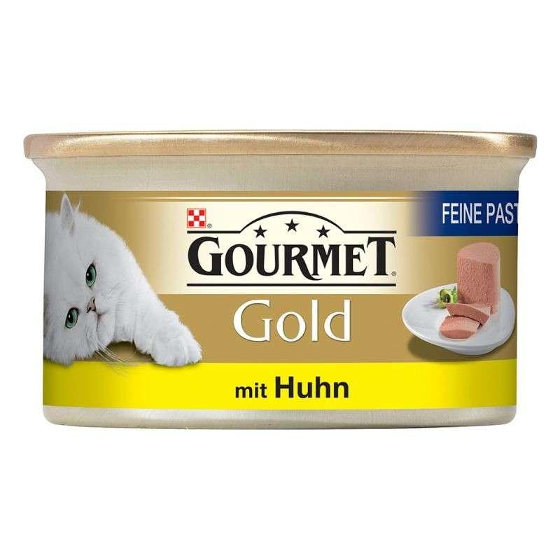Purina Gourmet Gold Mousse met Kip 85 g