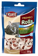 brand.name: Premio Fish Chicken Rolls 50 g