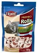 Trixie Premio Fish Chicken Rolls 50 g