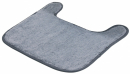 Litter Tray Mat Grey 50x50 cm