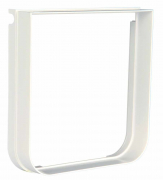 Tunnel Element for Cat Flap White