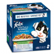 Felix Multipack As Good as it Looks with Country Recipes in Jelly Art.-Nr.: 7653