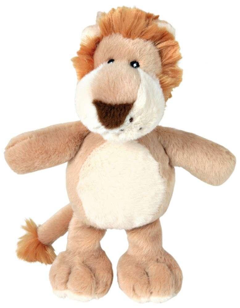 Løve, Plys 22 cm  af Trixie køb rimeligt og favoribelt med rabat