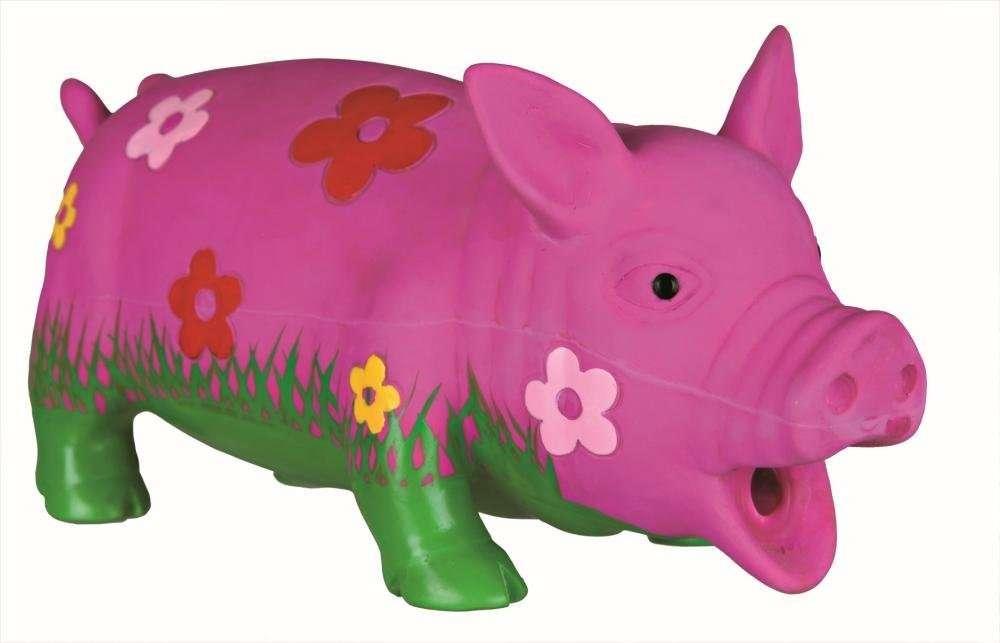 Trixie Pig, Latex 20 cm