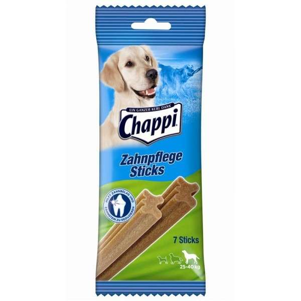 Chappi Snack Soins dentaires pour grands chiens 270 g