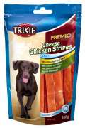 Trixie Premio Chicken Cheese Stripes 100g koop hier!