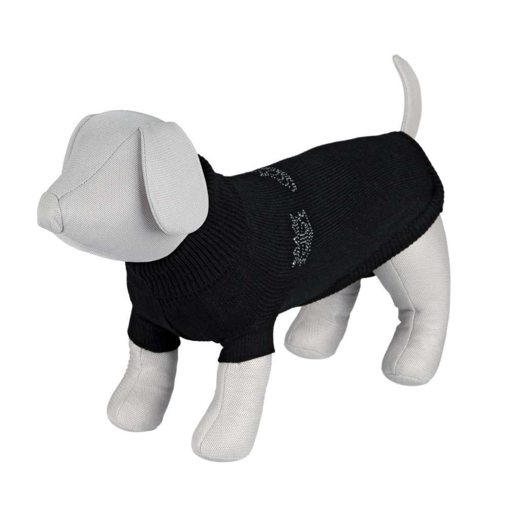 Trixie Trui Kingston - Zwart 45 cm  met korting aantrekkelijk en goedkoop kopen