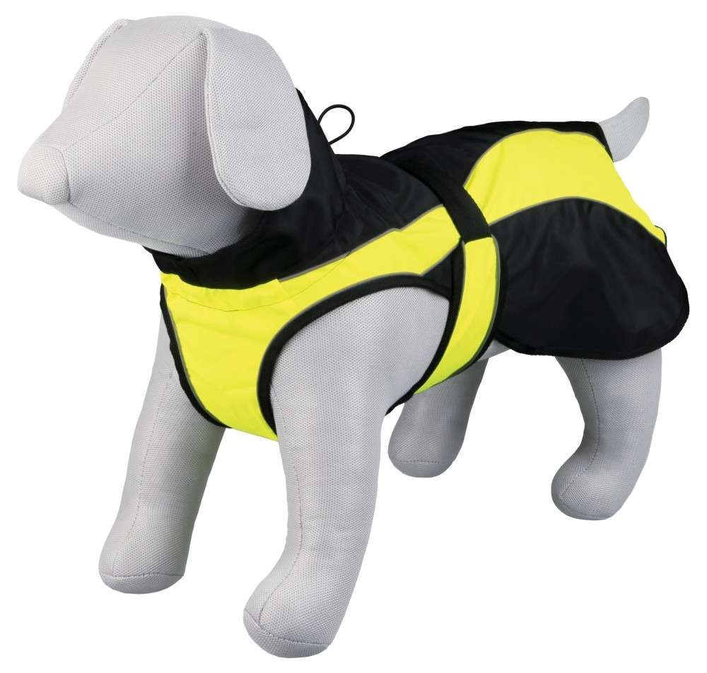 Сoats & Jackets Safety Coat, Black/Yellow 45cm, 30cm, 35cm by Trixie Buy fair and favorable with a discount