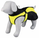 Trixie Safety Coat, black/yellow 45 cm