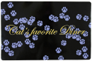 Trixie Place Mat - Cat's favorite Dinner 44x28 cm