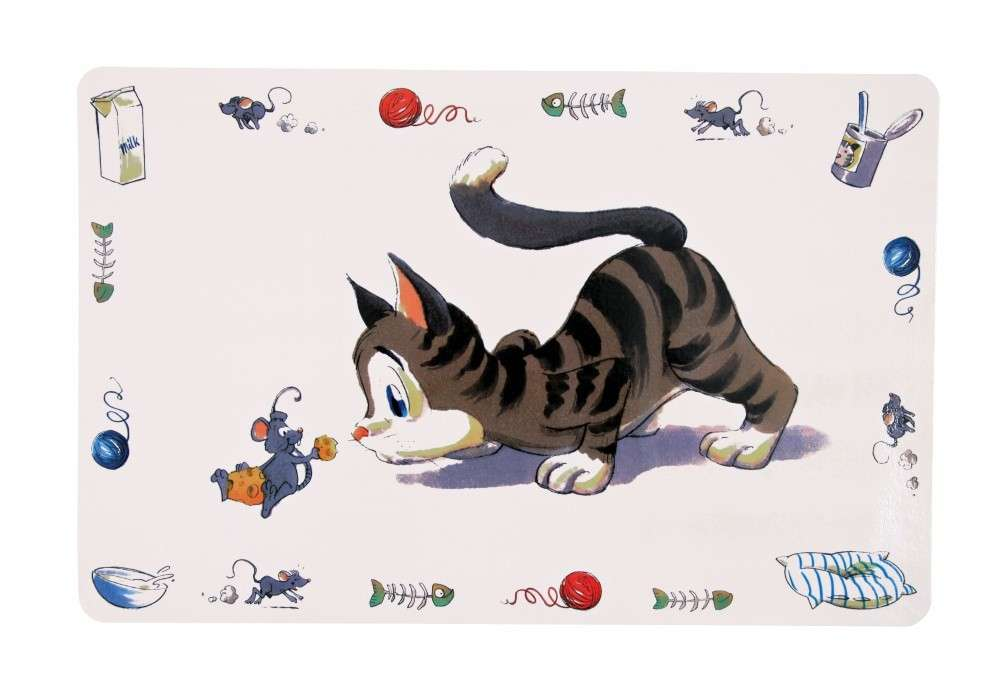 Place Mat - Comic Cat 44x28 cm  from Trixie