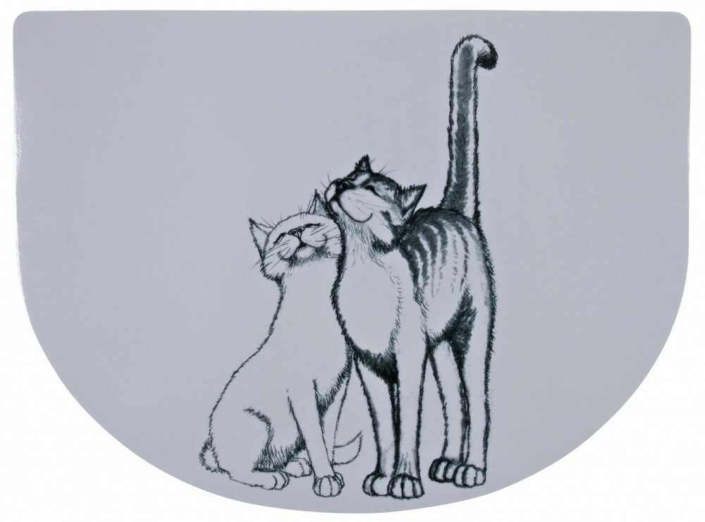 Place Mat - Cute Cats 40x30 cm  from Trixie