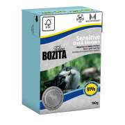 Bozita  Feline Sensitive Diet & Stomach hapjes in gelei 16x190g in verkoop