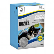 Bozita Feline Outdoor & Active Chunks in Jelly with swedish Elk Meat 190 g
