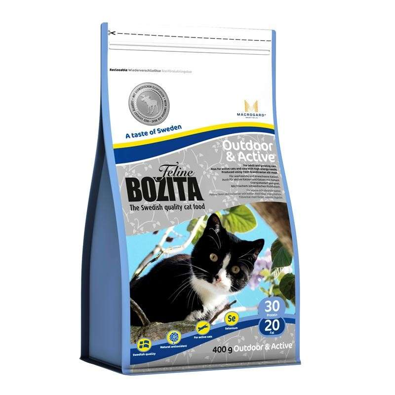 Bozita Cat Outdoor & Active 400 g