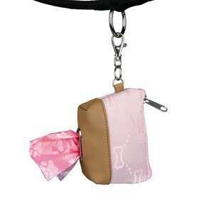 Trixie Dog Pick Up, inkl. 1 Rolle a 20 Btl. Roze  met korting aantrekkelijk en goedkoop kopen