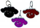 Trixie Fancy Address Pendant, Dog's Head 35 × 20 mm - EAN: 4011905227634