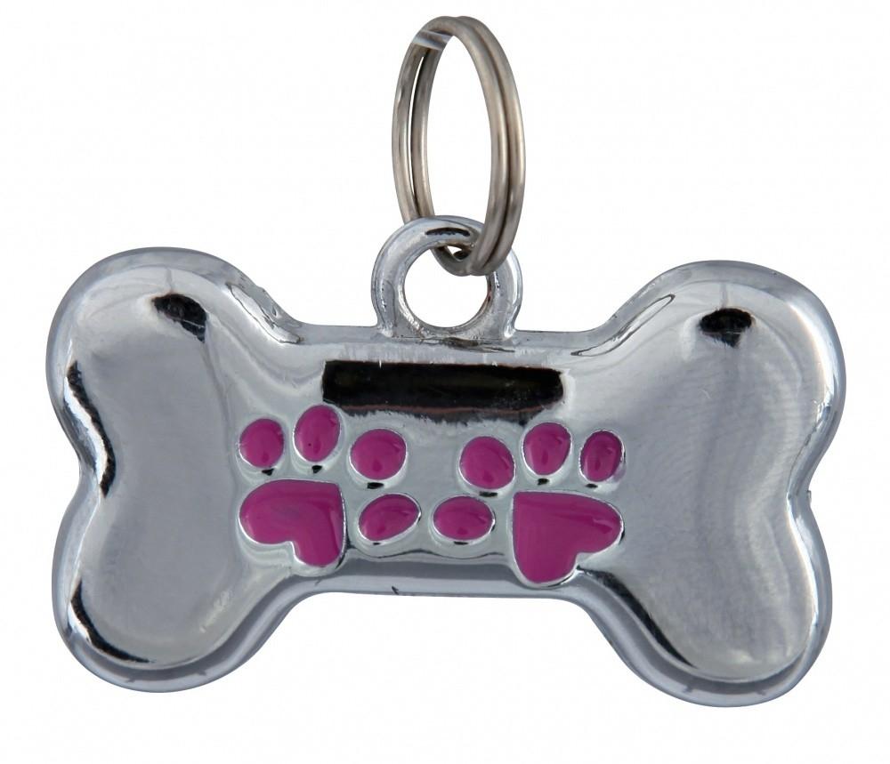Trixie Adresplaatje Hondje 3.5×2 cm  met korting aantrekkelijk en goedkoop kopen
