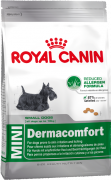 Royal Canin ordina Size Health Nutrition Mini Dermacomfort 4 kg