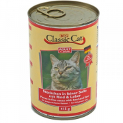 OKSE / LEVER KATTEMAD Classic Cat 415 g