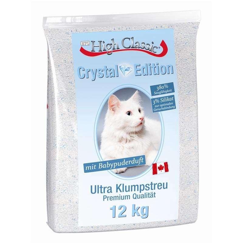 Classic Cat High Classic Cat Litter Crystal Edition 12 kg  osta edullisesti