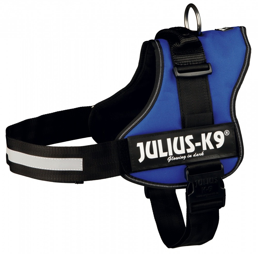 Julius K9 PowerArneses  Azul XL
