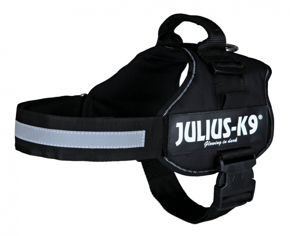 Julius K9 Power Arnês  Preto L